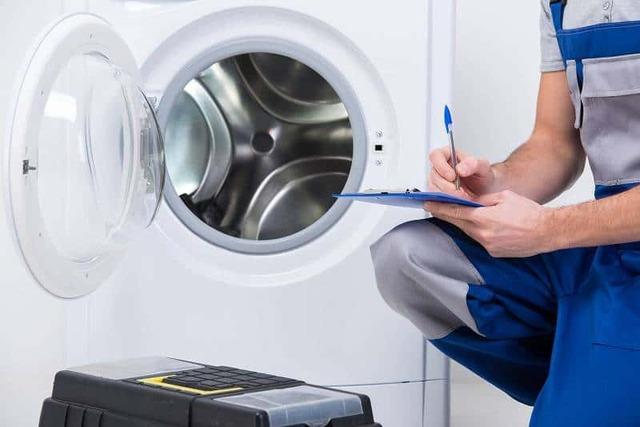 Máy giặt không vắt có thể do nhiều nguyên nhân