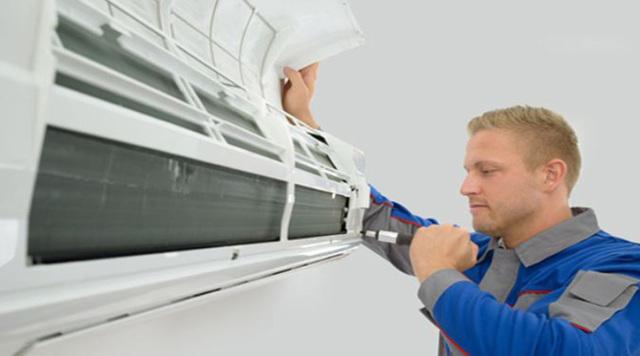 Điều hòa bị bám tuyết có thể do thiếu gas trong một thời gian dài sử dụng