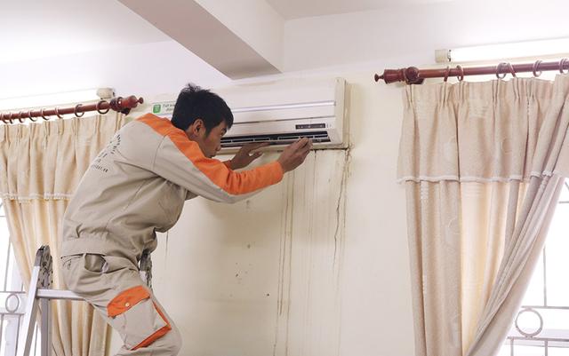 Điều hòa không vào điện là một trong những lỗi phổ biến nhất hiện nay