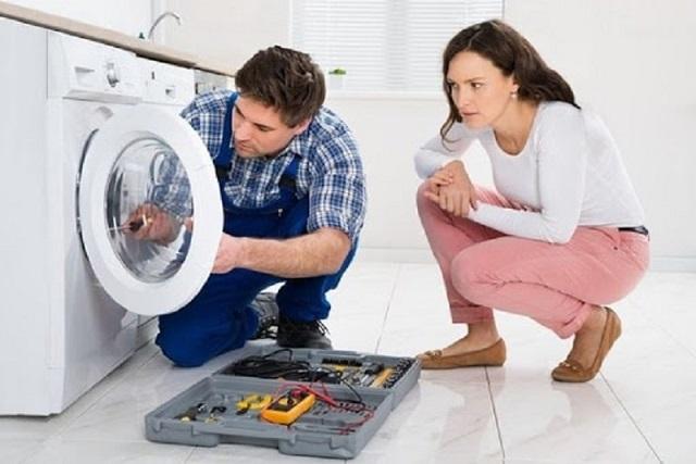 Các bước lắp đặt máy giặt tại nhà bạn có biết?
