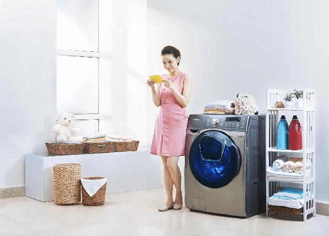 Chức năng vệ sinh thiết bị tự động
