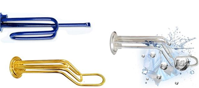 Đối với cấu tạo máy nước nóng, thanh gia nhiệt được xem là bộ phận chính và quan trọng nhất