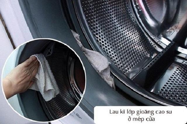 Hướng dẫn vệ sinh máy giặt Samsung đơn giản, hiệu quả
