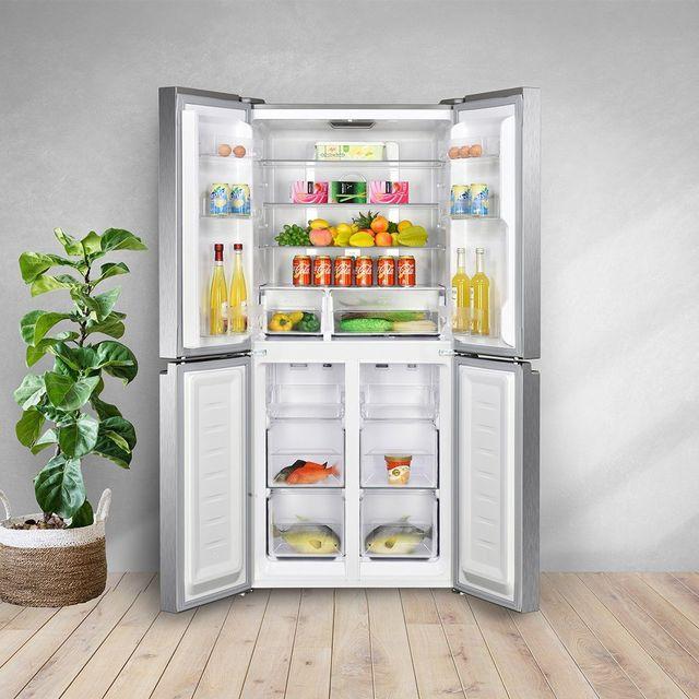 Không nên đặt quá nhiều thức ăn khiến tủ lạnh bị quá tải