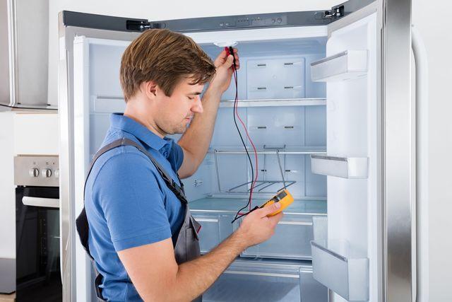 Mọi hư hỏng, lỗi đang gặp phải của tủ lạnh sẽ được kiểm tra, sửa kịp thời