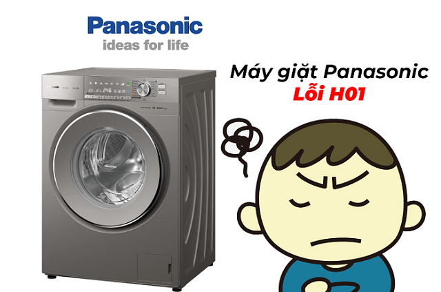 Một số lỗi thường gặp ở máy giặt Panasonic