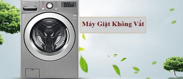 Những nguyên nhân khiến máy giặt LG không vắt