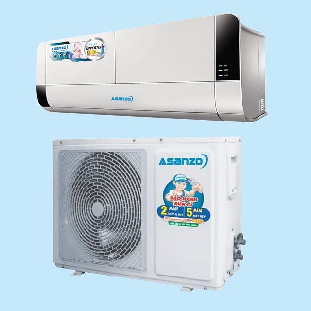 Ảnh minh họa chiếc máy lạnh Asanzo