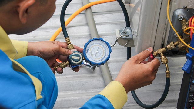 Kiểm tra gas điều hòa