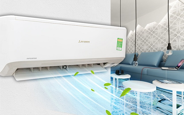 Mạch điện dàn lạnh bị hỏng không có khí mát thoát ra như bình thường
