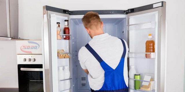 Sửa chữa sai kỹ thuật cũng có thể khiến tủ lạnh bị rò điện